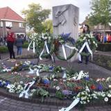 4 mei 2019, Herdenking monument Sleeuwijk